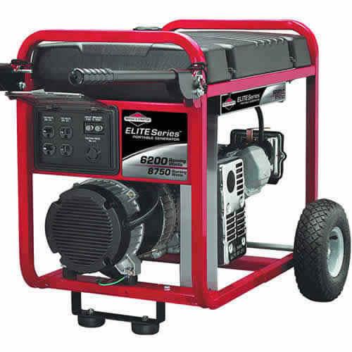 30242 Portable Generator Briggs amp Stratton reg Elite Series