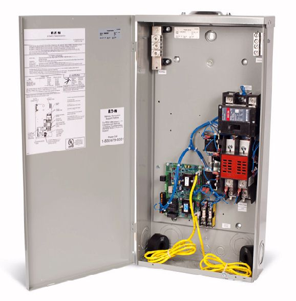 Eaton green automatic transfer switches egsu aca