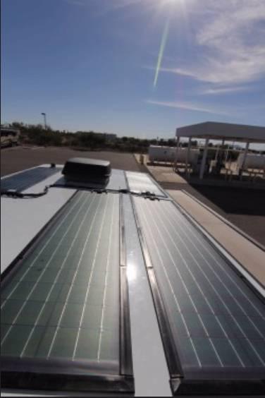 Powerflex Mobile Solar Power Kits For Rv Use