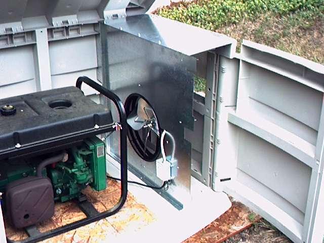 portable generator shelter generator shelter car interior design. Black Bedroom Furniture Sets. Home Design Ideas