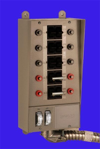 51410c Reliance Pro Tran 50a Manual Transfer Switch 10