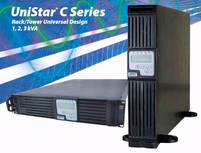 Staco Online UPS Systems - UniStar C