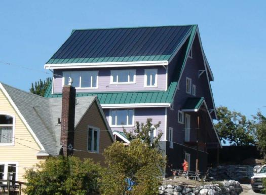 Pv Roofing Amp Technical Evaluation Of A Ussc Integrated