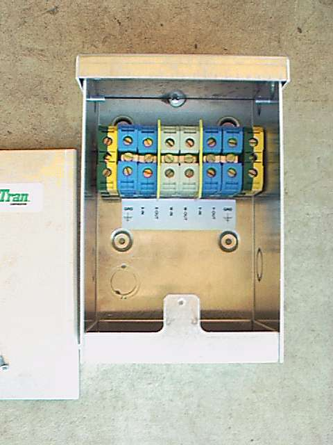 20125 Gen  Tran Hardwire Generator Junction Box 60a To 125a