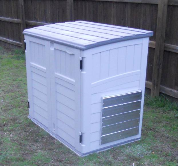 Storage Shed For Generator | Tyres2c